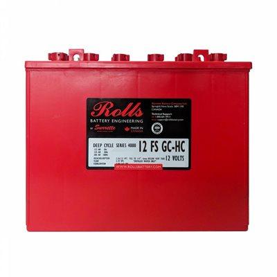 Batterie Rolls 12-FS-155BK