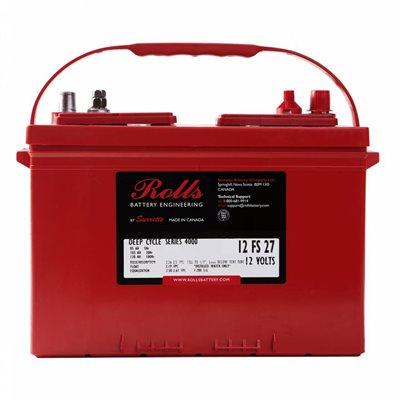Batterie Rolls 12FS27