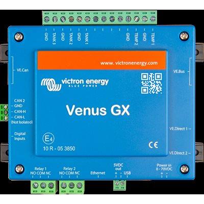 Tableau de commande à distance Venus GX