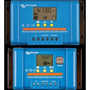 Régulateur BlueSolar PWM 12 / 24-30 de Victron