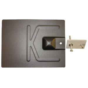 Support K-Flash pour bardeaux d'asphalte