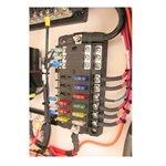 Bloc à fusible ATO / ATC contenant 12 circuits