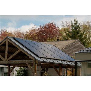 Système énergie solaire 5.51kWc sur réseau