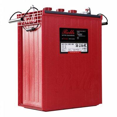 Batterie Rolls S6-L16HC