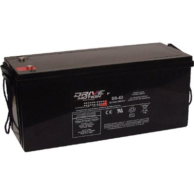 Batterie DriveMotion SB4D