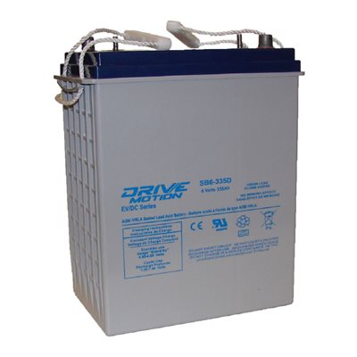 Batterie DriveMotion SB6-335