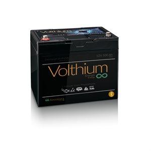 Batterie Aventura 12V 100Ah Bluetooth