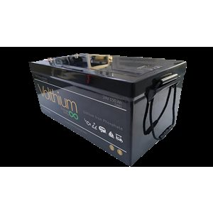 Batterie Aventura 12v 300Ah Bluetooth