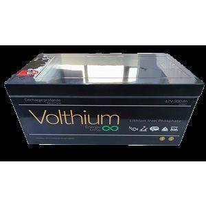 Batterie Aventura 12V 300Ah de Volthium